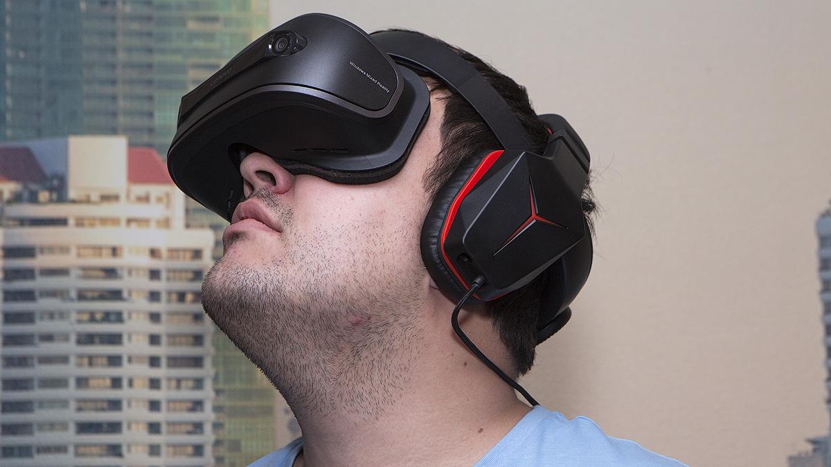 Обзор VR-шлема Lenovo Explorer: знакомство с VR при минимуме усилий - 6