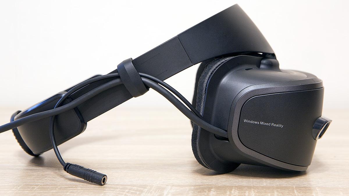 Обзор VR-шлема Lenovo Explorer: знакомство с VR при минимуме усилий - 7
