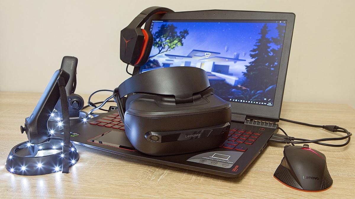 Обзор VR-шлема Lenovo Explorer: знакомство с VR при минимуме усилий - 1