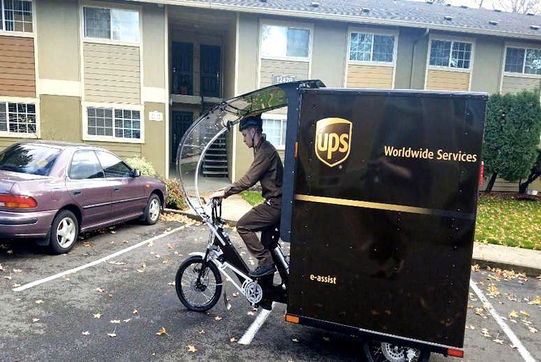 UPS купит у Tesla 125 грузовиков Semi