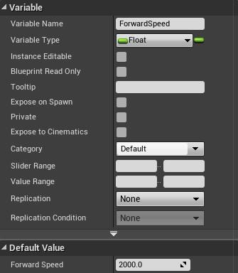Туториал по Unreal Engine. Часть 5: Как создать простую игру - 4