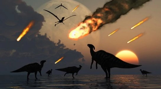 Ученые выдвинули еще одну версию того, почему погибли динозавры