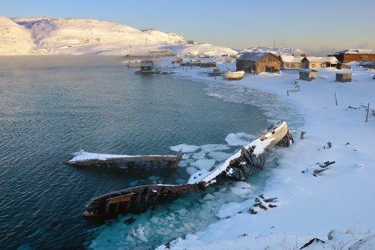 В Карском и Баренцевом морях есть много залежей углеводородов