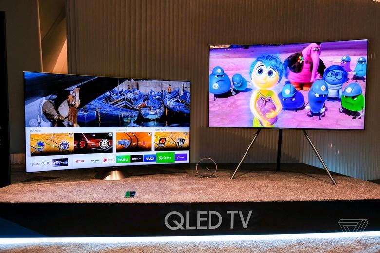 Рынок телевизоров вернётся к росту в следующем году