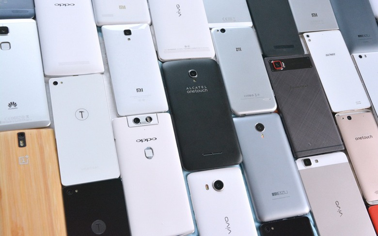 Huawei, Oppo и Vivo снижают заказы на смартфоны в связи с падением спроса