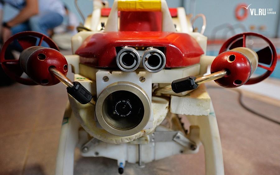 Подводные беспилотники: роботы-победители Robosub 2017 - 10