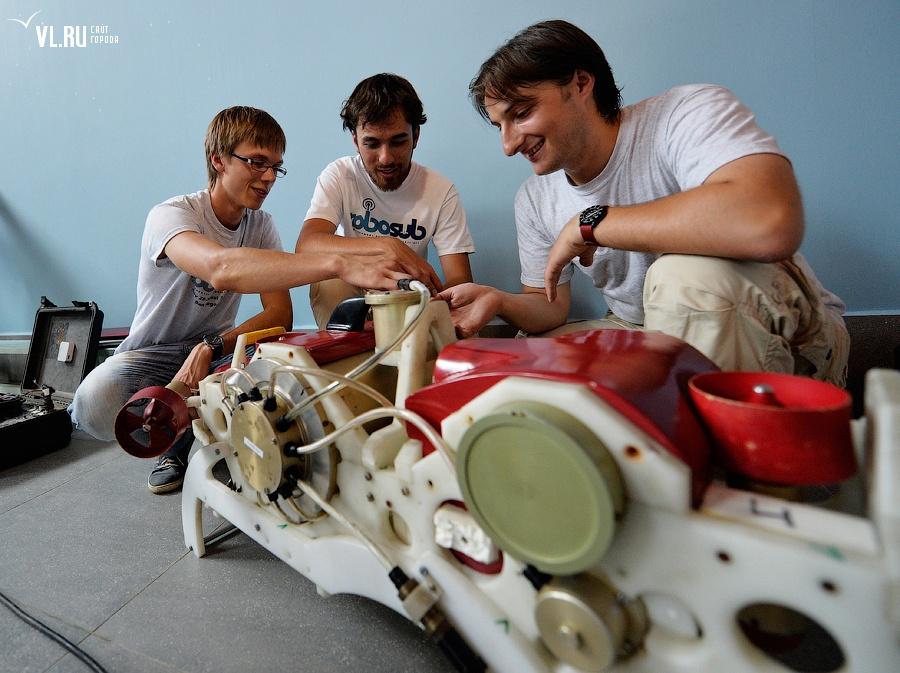 Подводные беспилотники: роботы-победители Robosub 2017 - 14