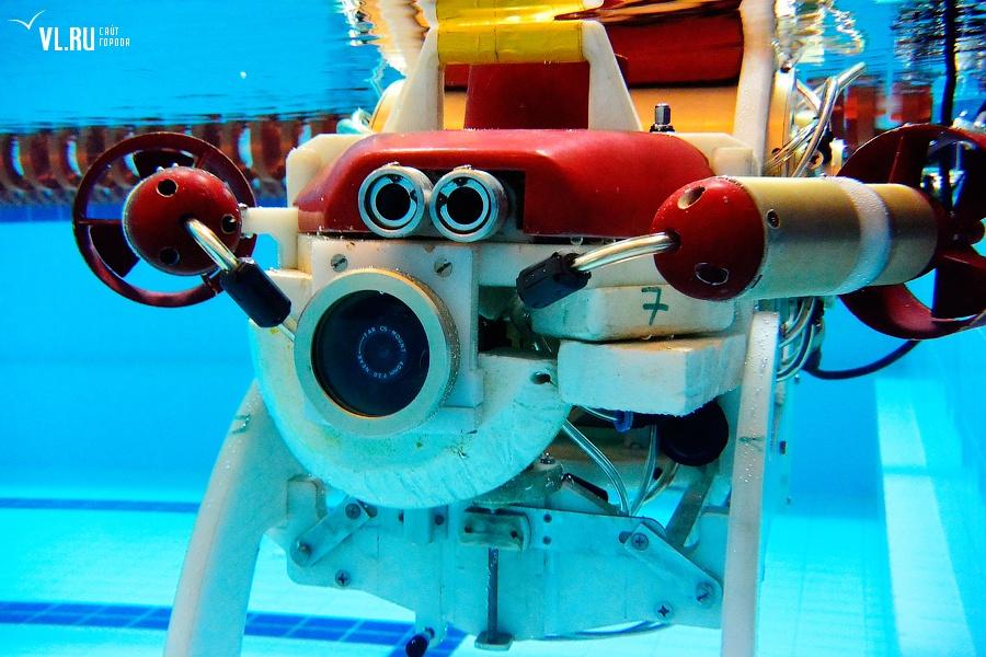 Подводные беспилотники: роботы-победители Robosub 2017 - 21
