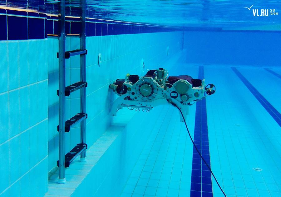 Подводные беспилотники: роботы-победители Robosub 2017 - 22