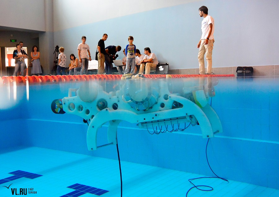 Подводные беспилотники: роботы-победители Robosub 2017 - 23