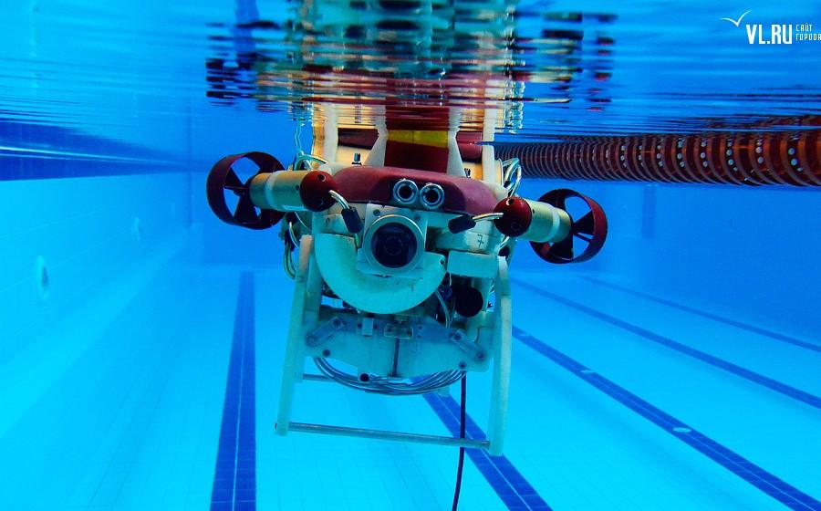 Подводные беспилотники: роботы-победители Robosub 2017 - 24