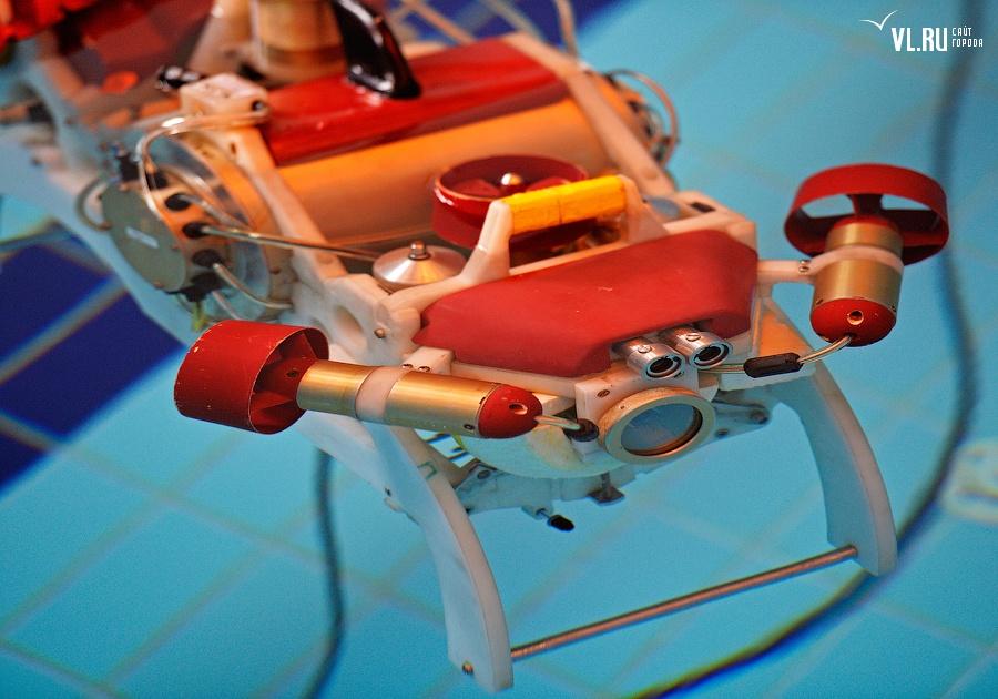 Подводные беспилотники: роботы-победители Robosub 2017 - 25