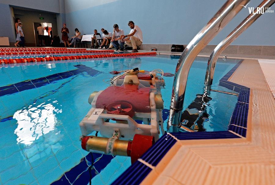 Подводные беспилотники: роботы-победители Robosub 2017 - 26