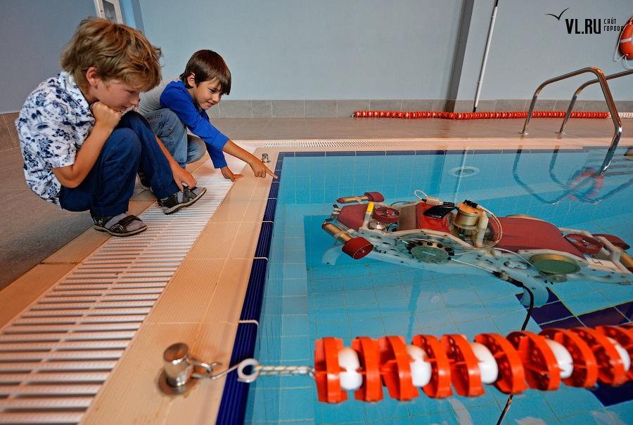 Подводные беспилотники: роботы-победители Robosub 2017 - 27