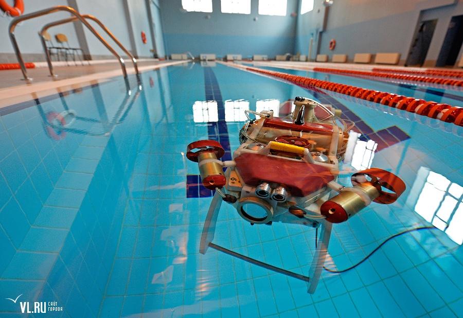 Подводные беспилотники: роботы-победители Robosub 2017 - 28