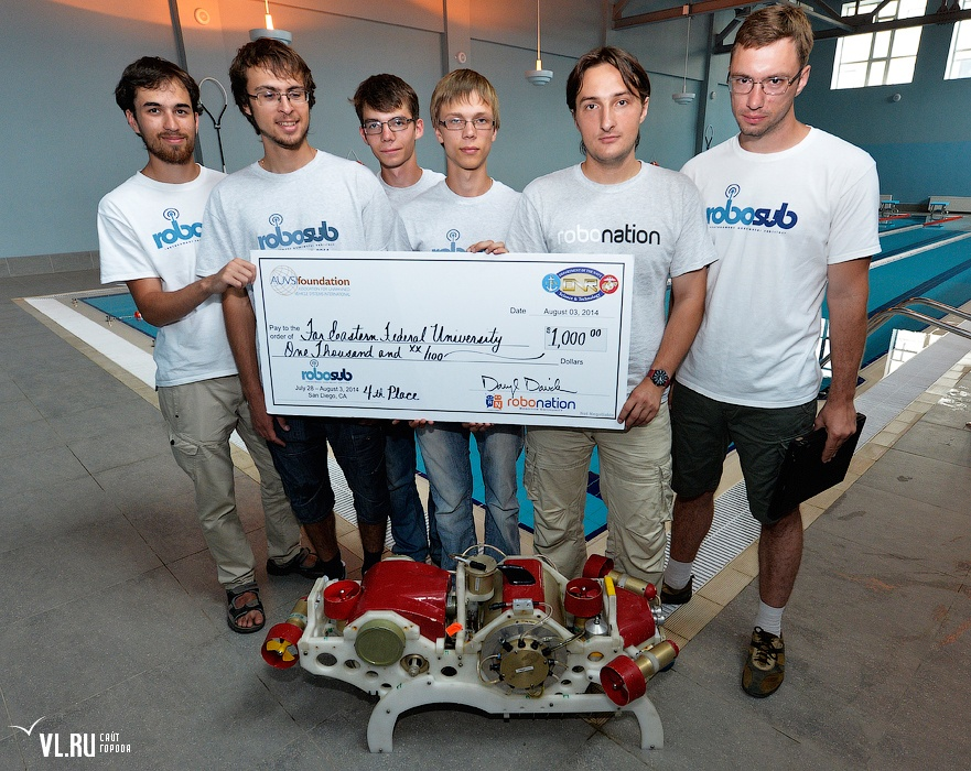 Подводные беспилотники: роботы-победители Robosub 2017 - 29