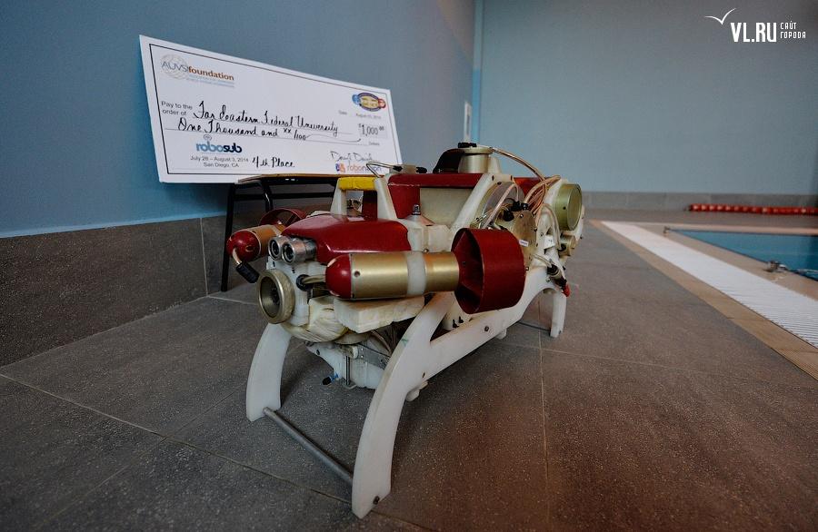 Подводные беспилотники: роботы-победители Robosub 2017 - 6