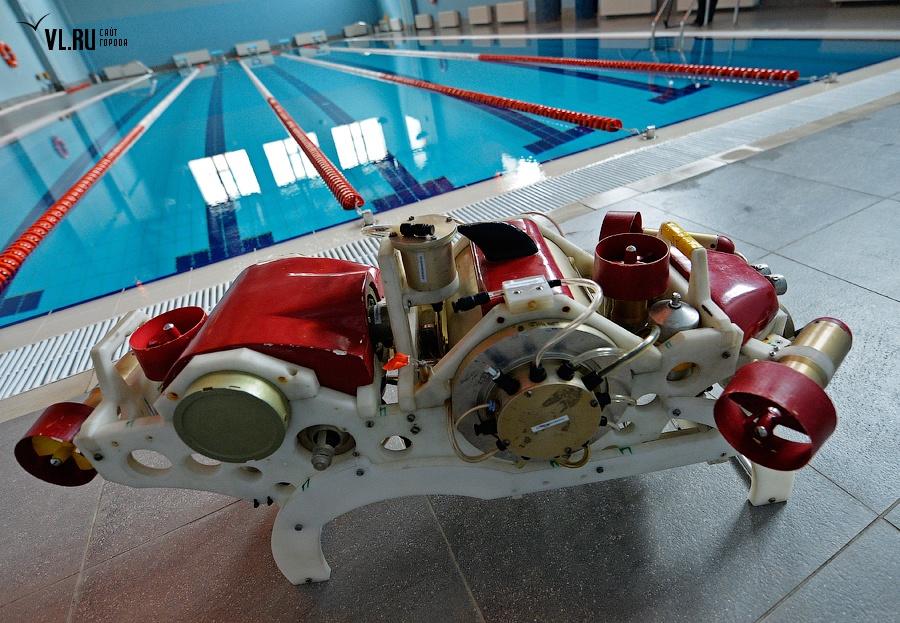 Подводные беспилотники: роботы-победители Robosub 2017 - 7