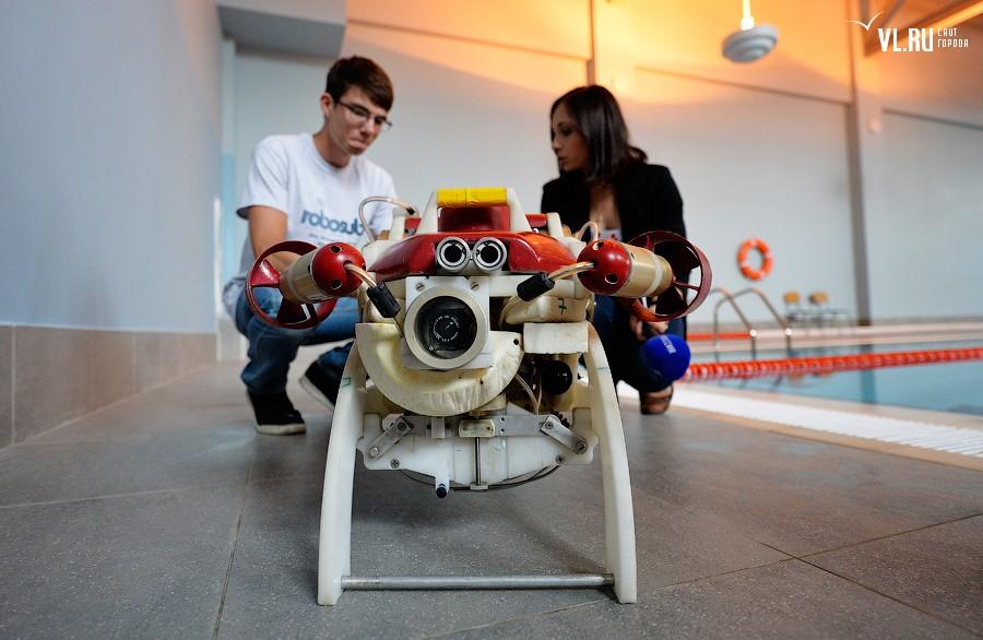 Подводные беспилотники: роботы-победители Robosub 2017 - 8