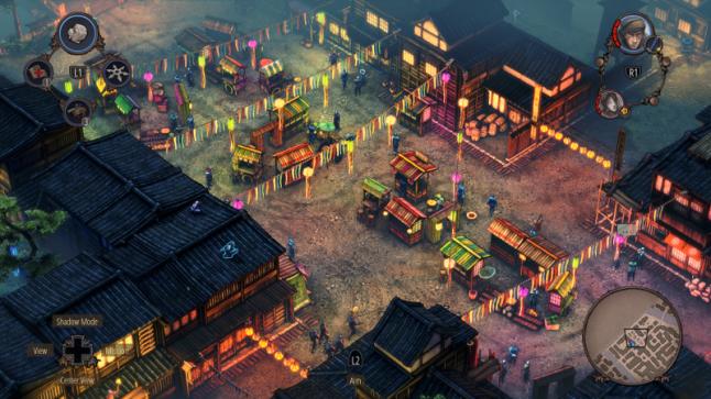 Постмортем Shadow Tactics: Blades of the Shogun - 5
