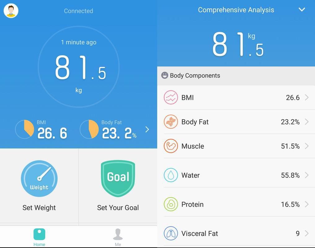 Сравнительный обзор весов. Личный опыт и тесты на себе - 27