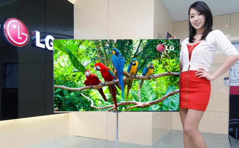 Коррекция ассортимента призвана помочь LG Display справиться с грядущей конкуренцией
