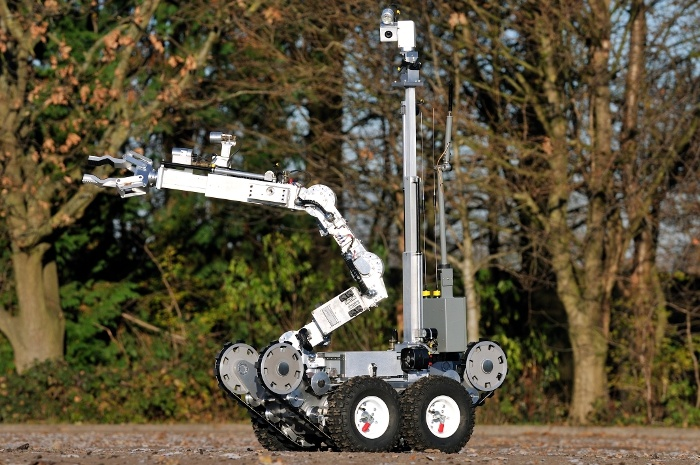 Военные роботы и их разработчики. Часть 3 — заключительная - 12
