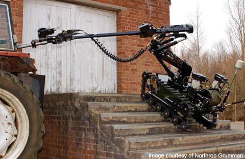 Военные роботы и их разработчики. Часть 3 — заключительная - 13
