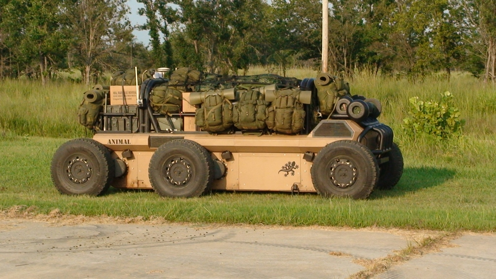 Военные роботы и их разработчики. Часть 3 — заключительная - 14