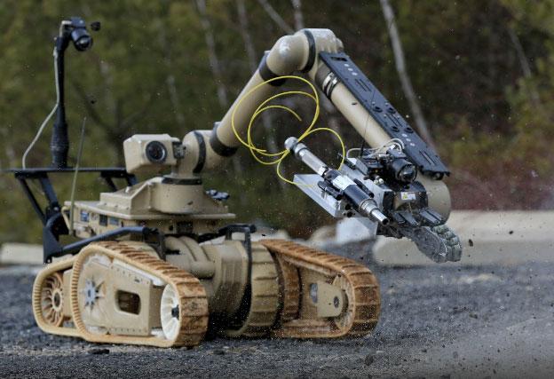 Военные роботы и их разработчики. Часть 3 — заключительная - 15
