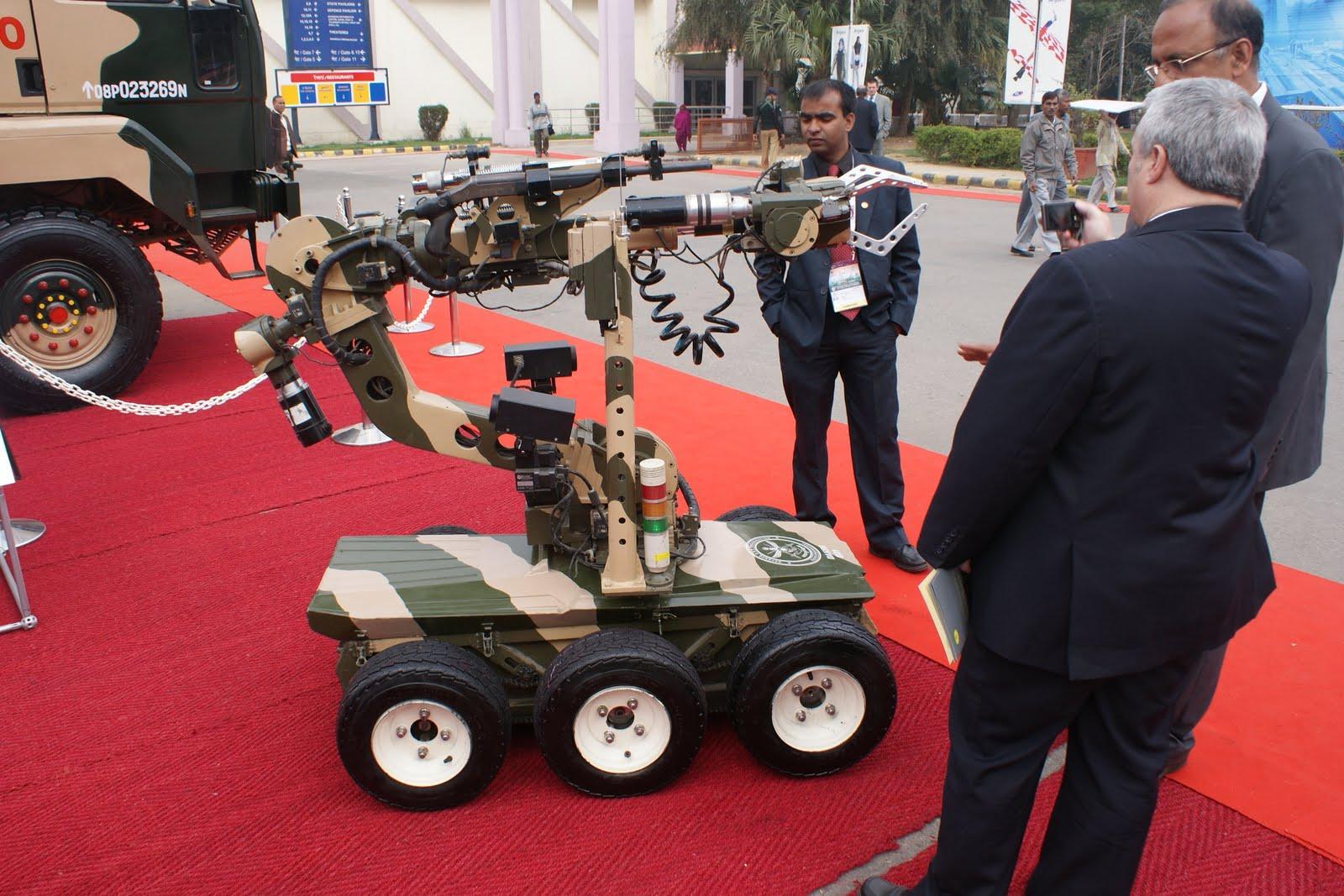 Военные роботы и их разработчики. Часть 3 — заключительная - 16