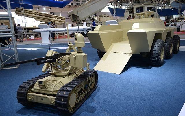 Военные роботы и их разработчики. Часть 3 — заключительная - 17