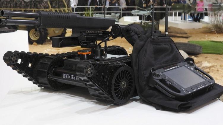Военные роботы и их разработчики. Часть 3 — заключительная - 18