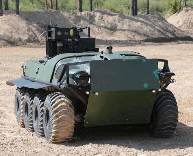 Военные роботы и их разработчики. Часть 3 — заключительная - 3