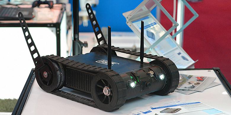 Военные роботы и их разработчики. Часть 3 — заключительная - 4