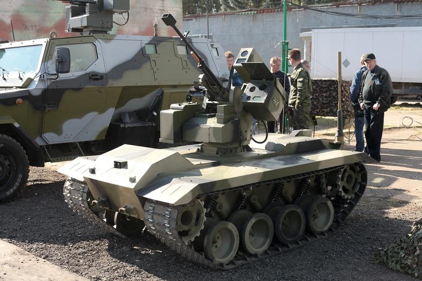 Военные роботы и их разработчики. Часть 3 — заключительная - 6