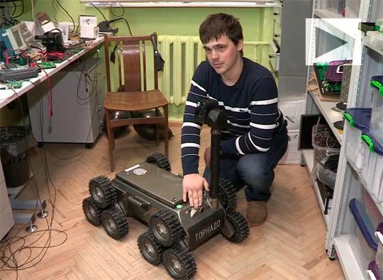 Военные роботы и их разработчики. Часть 3 — заключительная - 8