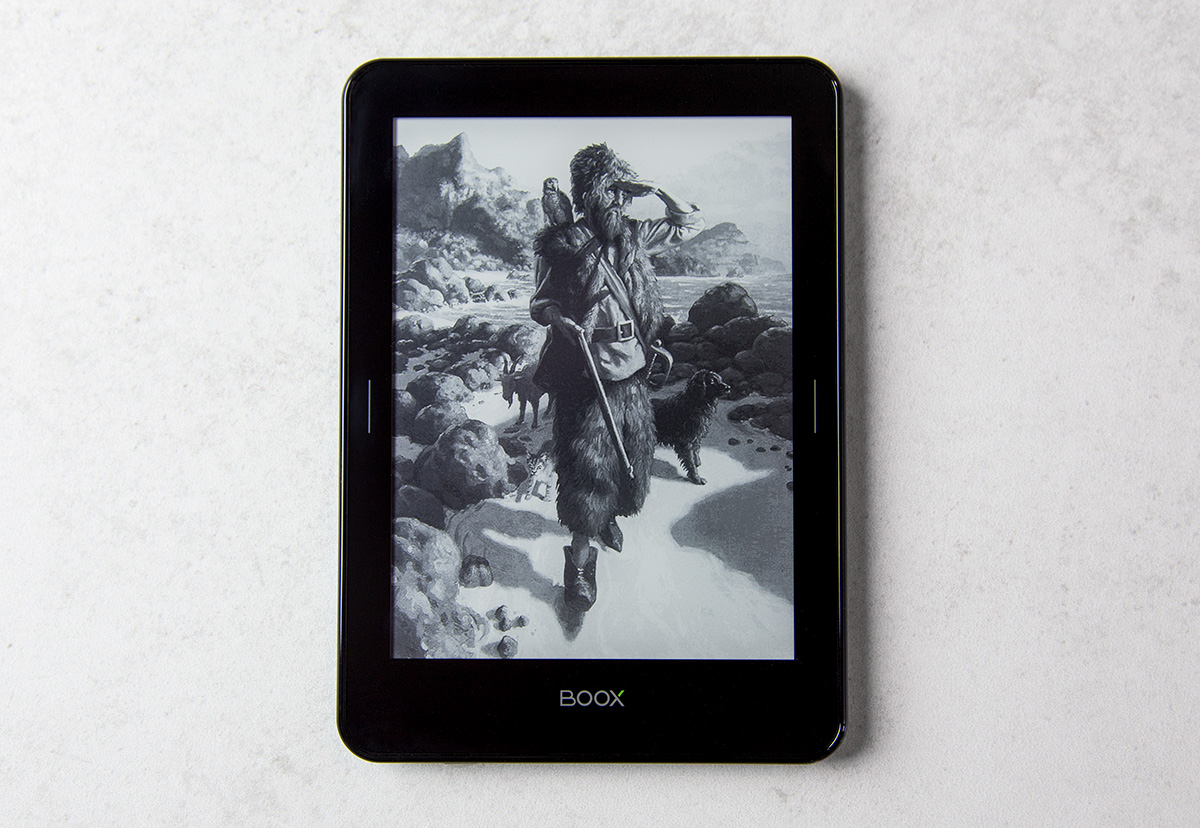 Обзор электронной книги ONYX Boox Robinson Crusoe 2 - 13