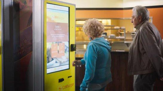Сеть ресторанов в США тестирует киоск с поддержкой искуственного интеллекта