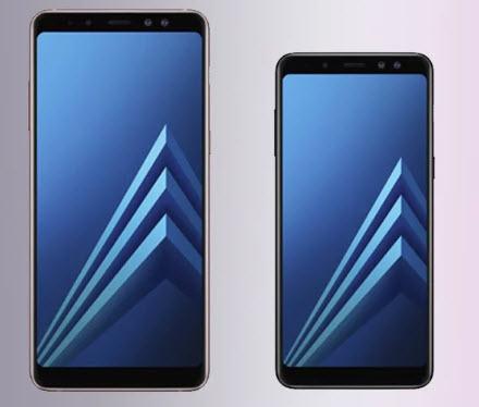 Смартфон Samsung Galaxy A8 (2018) при внешней схожести с Galaxy S8 не получил чувствительную к силе нажатия кнопку Home