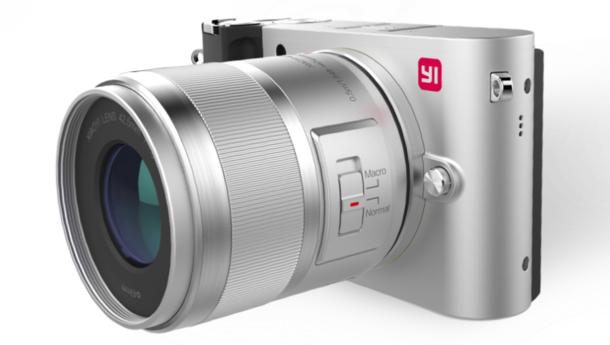 Беззеркальная камера Yi M1