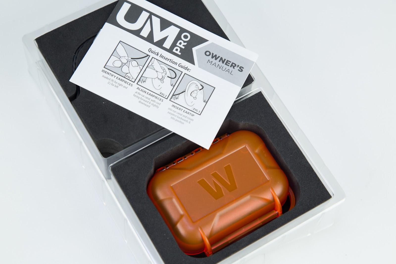 Арматуры из Колорадо: обзор наушников Westone UM Pro 30-50 - 7