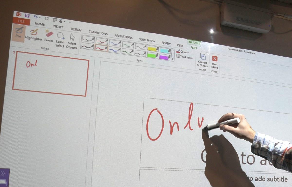 Интерактивному проектору – интерактивный софт! Часть вторая – мультитач и ПО для обучения - 5