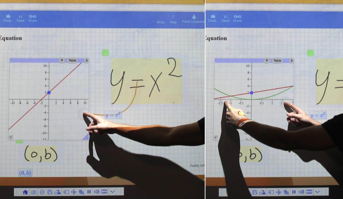 Интерактивному проектору – интерактивный софт! Часть вторая – мультитач и ПО для обучения - 6