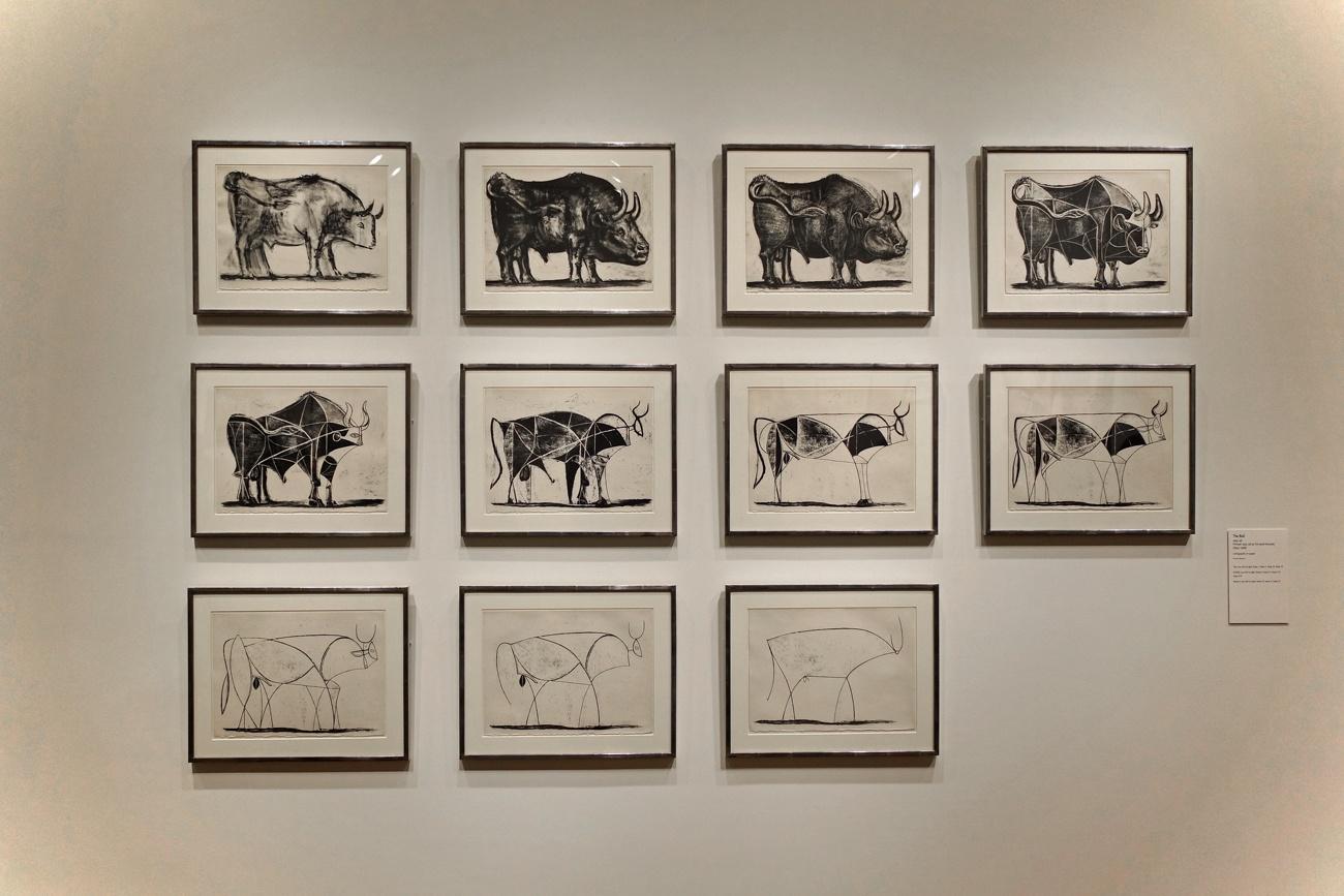 Кривые Безье и Пикассо - 3