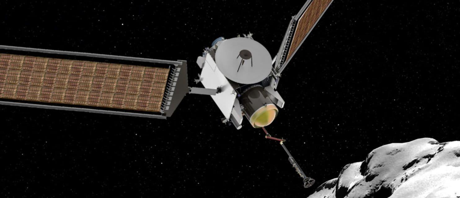 НАСА разрабатывает проект «стрекозы» для обследования Титана - 2