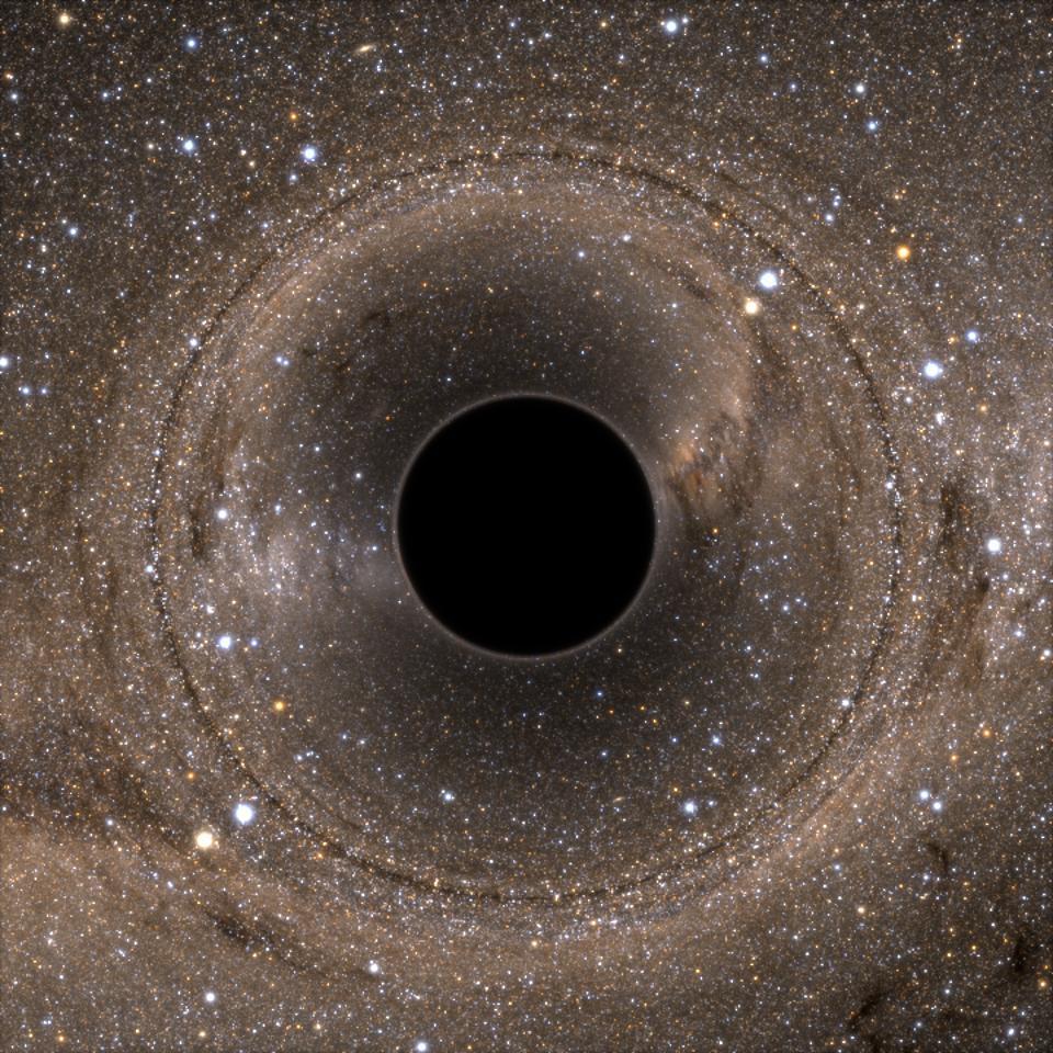 Спросите Итана: что происходит с сингулярностью при испарении чёрной дыры? - 4
