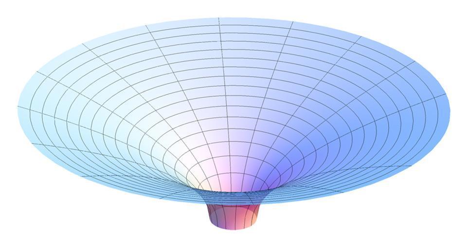 Спросите Итана: что происходит с сингулярностью при испарении чёрной дыры? - 5