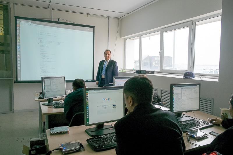 Суровая сибирская и казахстанская микроэлектроника 2017 года: Verilog, ASIC и FPGA в Томске, Новосибирске и Астане - 29