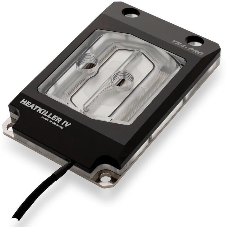 Водоблок Heatkiller IV предложен в четырех вариантах